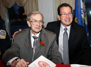 CSFA - Gov. Malloy with Hall Of Fame Honoree