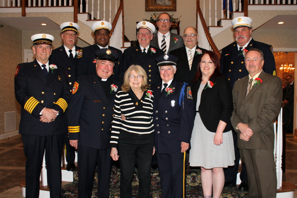 Connecticut State Firefighters Association Hall of Fame Inductees 2015