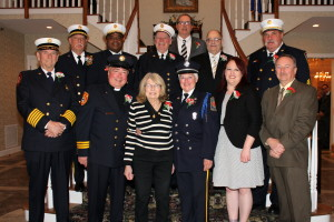 CSFA 2015 Hall of Fame Inductees