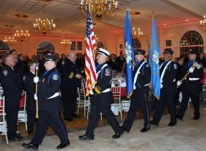 CSFA Hall of Fame Dinner Procession 2015